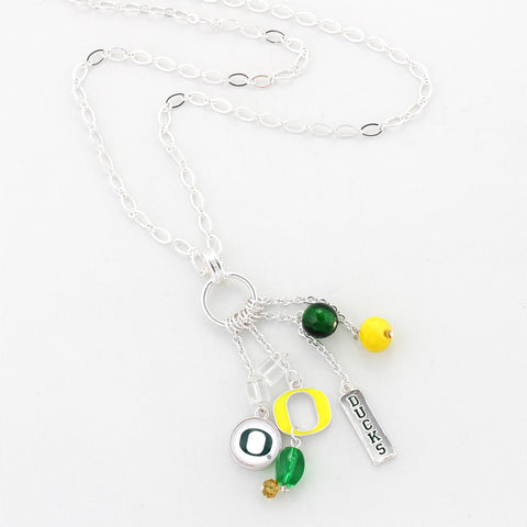Oregon Cluster Necklace