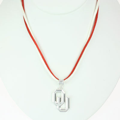 Seasons Jewelry Oklahoma 16 inch Necklace