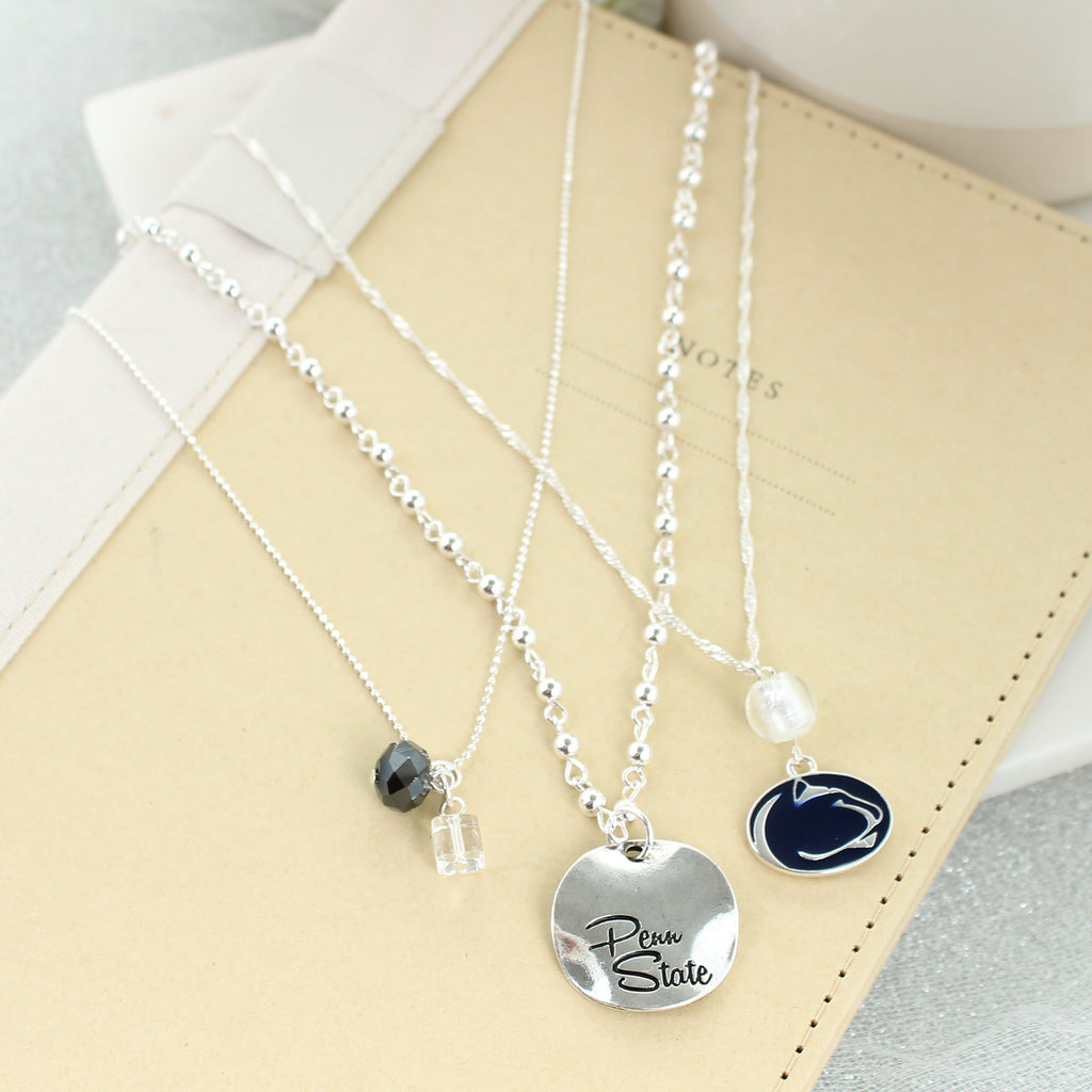 Penn State Trio Necklace Set