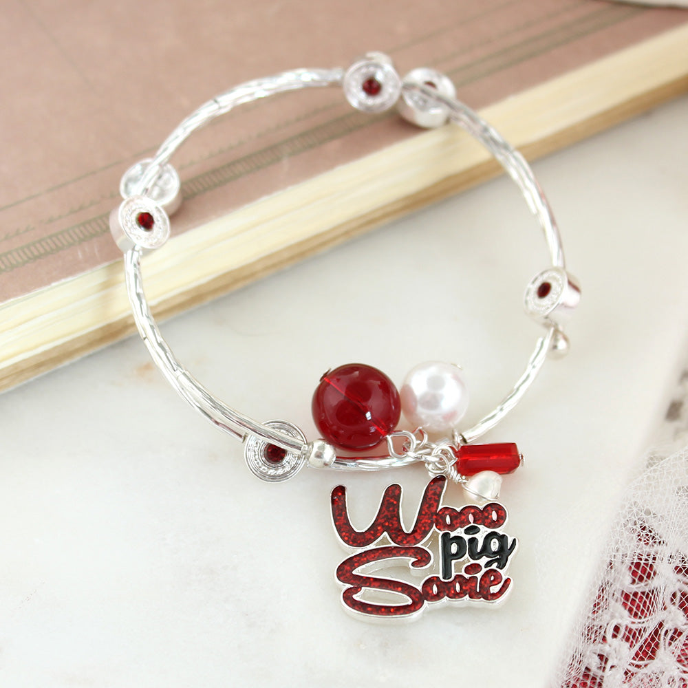 Arkansas Slogan Bracelet