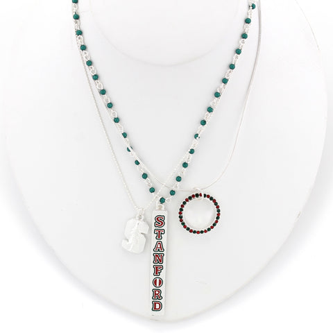 Stanford Trio Necklace Set