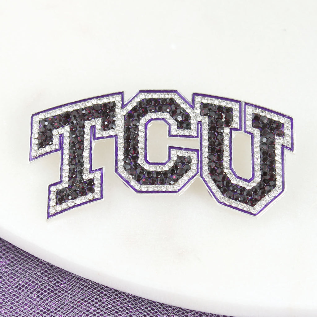 TCU Crystal Pin