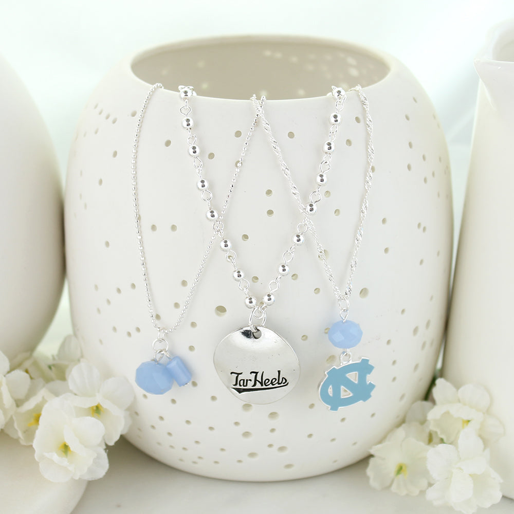 North Carolina Trio Necklace Set