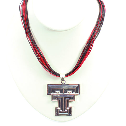 Texas Tech Logo Multi-Cord 18