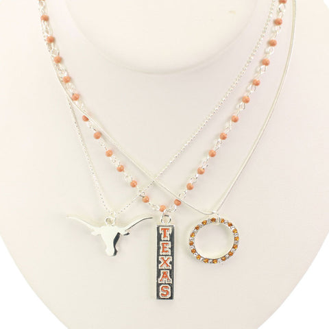 Seasons Jewelry Texas Trio Necklace