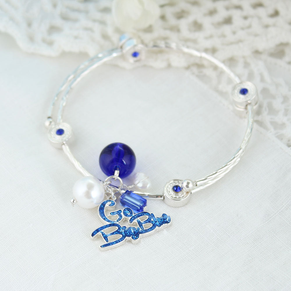 Kentucky Slogan Bracelet