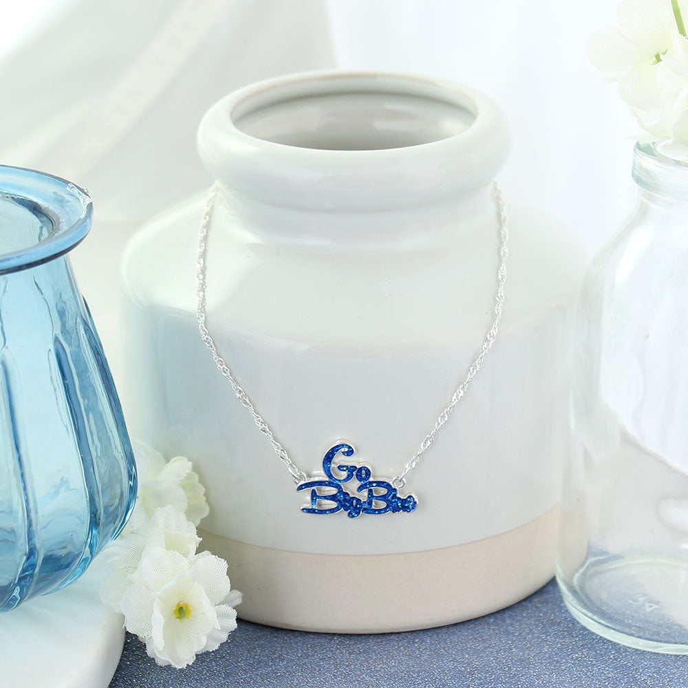 Kentucky Slogan Necklace