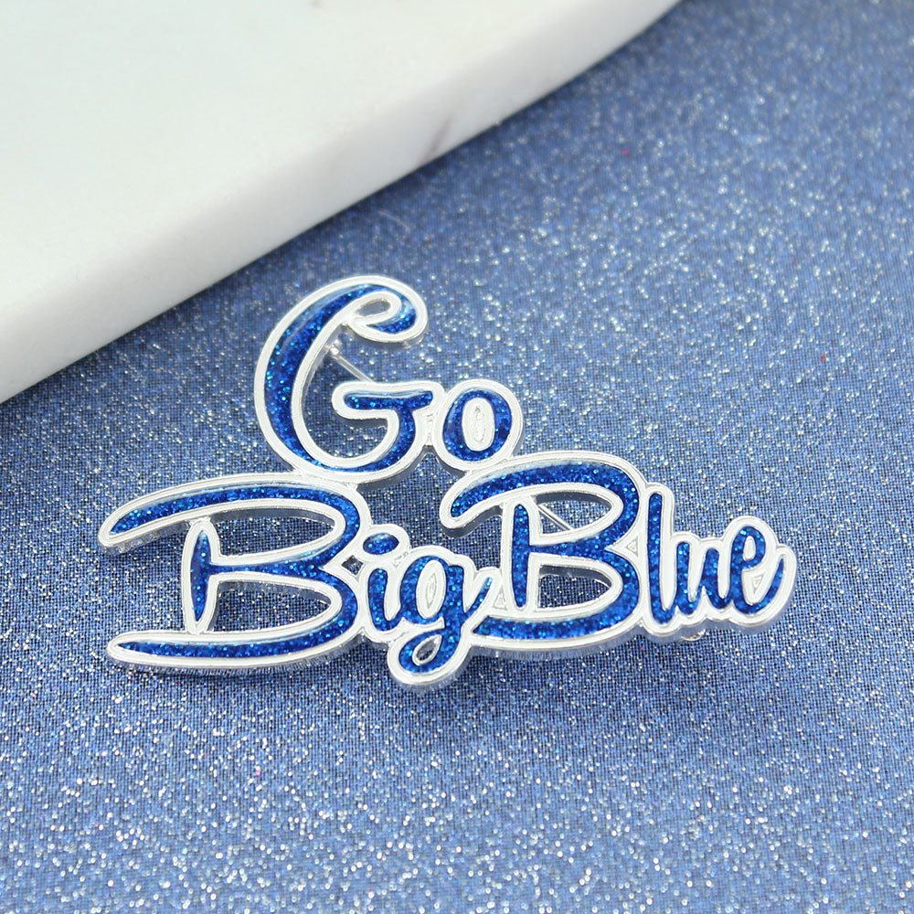 Kentucky Slogan Pin
