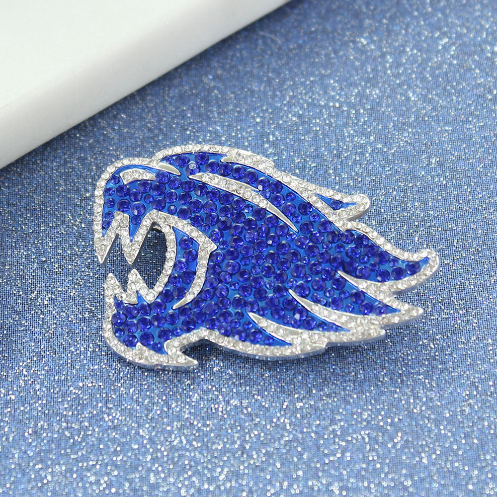 Kentucky Wildacts Crystal Logo Pin
