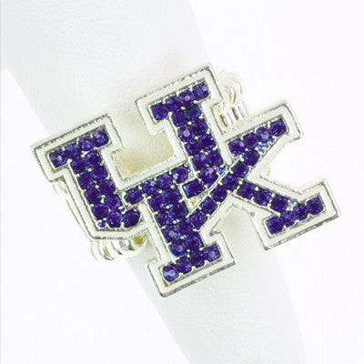 Seasons Jewelry Kentucky Stretch Ring