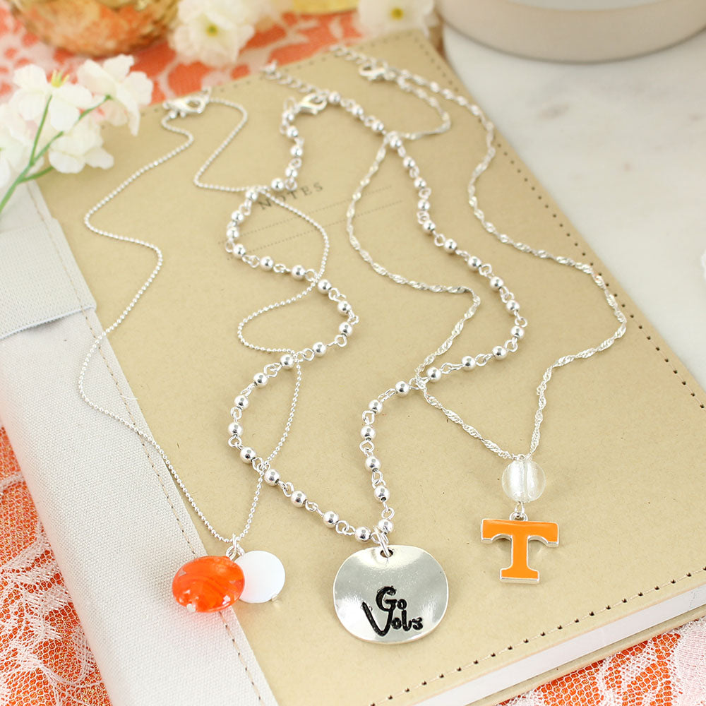 Tennessee Trio Necklace Set