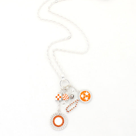 Tennessee Traditions Cluster Necklace