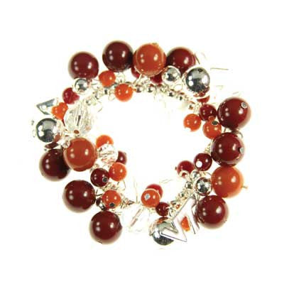 Seasons Jewelry Virginia Tech Logo Bauble Bracelet
