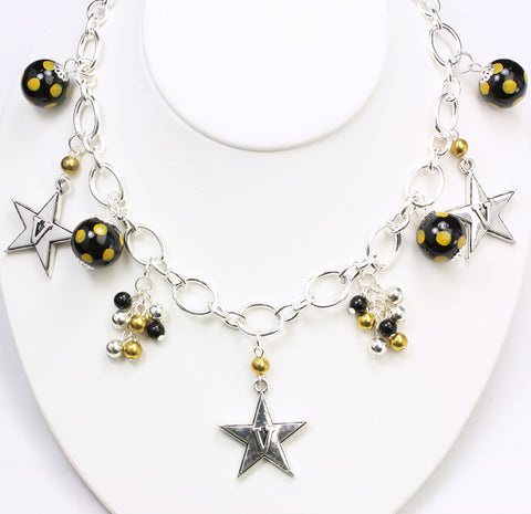 Vanderbilt Bauble Charm Necklace