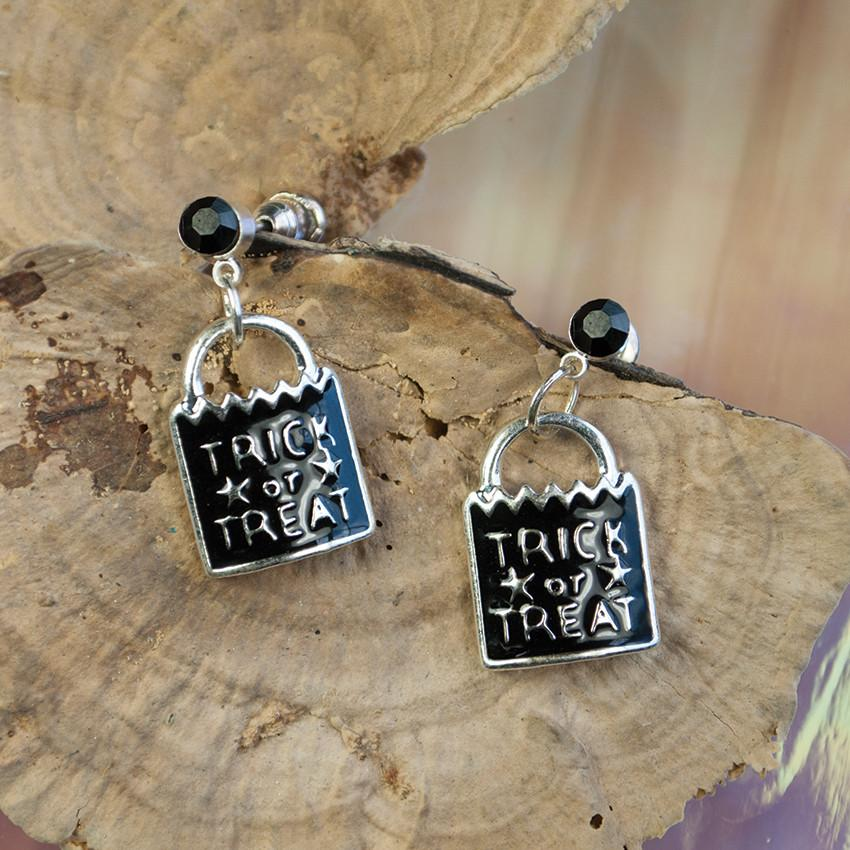 Trick or Treat Earrings