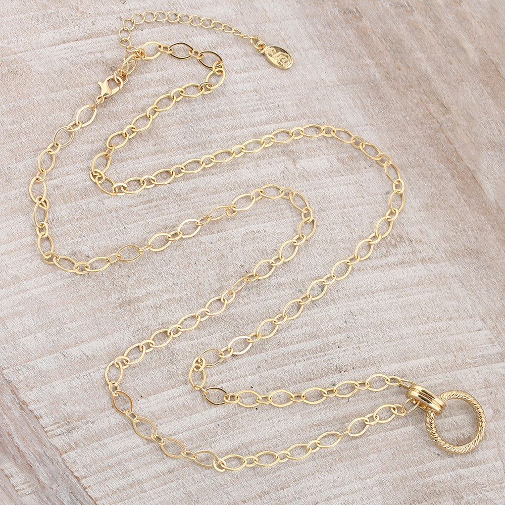 "30"" Gold Chain"
