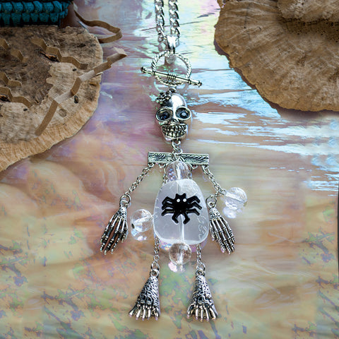 Seasons Jewelry Toggle Necklace - Skeleton