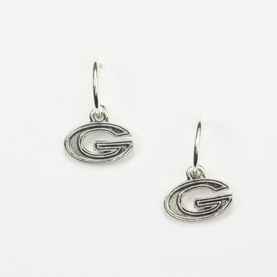 Seasons Jewelry Georgia Logo Hoop Earring