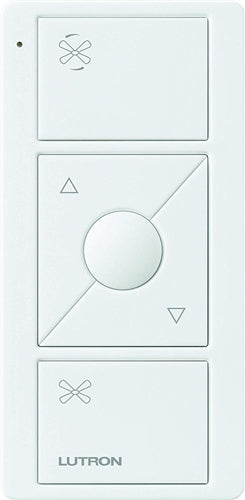 PJ2-3BRL-WH-F01R Pico remote control for ceiling fan controls - MojoControls.com
