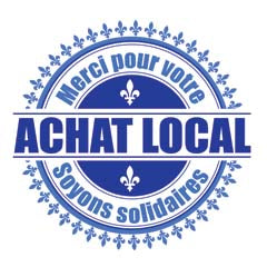 achat local, soyons solidaires, achat en ligne local