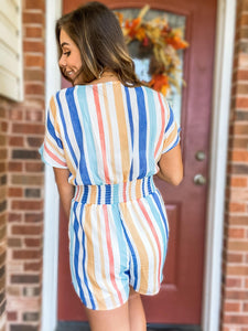 Lollipop Romper