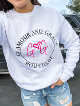 Load image into Gallery viewer, Glamour & Grace Pullover