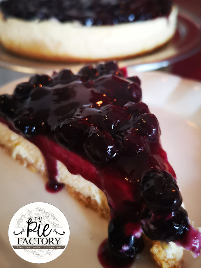 BLUEBERRY. CHEESECAKE