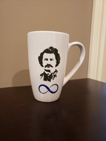 Mug 10 oz Keep'n it Riel