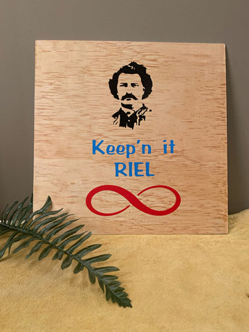 """Keep'n it Riel ""Sign"