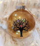 Family Tree Christmas Ornaments