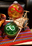 Métis Christmas Balls - Now Available! Limited Quantity!