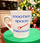 Wooden Spoon Survivor Mug *Humorous*