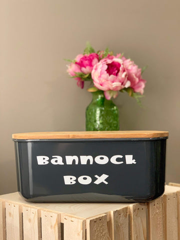 Bannock Box Charcoal - SOLD OUT!!