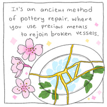 "Load image into Gallery viewer, ""Kintsugi"" print"