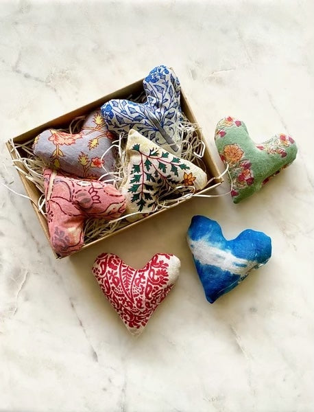Box of 4 Lavender Love Tokens