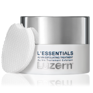 L'Essentials Au Vin Exfoliating Pads