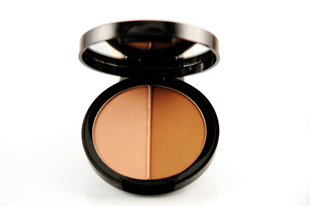 Mineral Blush/Contour Duo (Afternoon Delight)