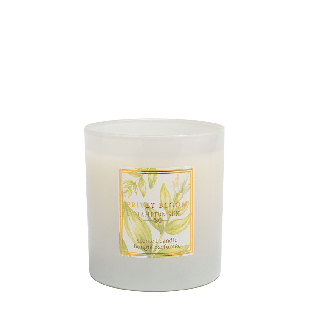 Privet Bloom Candle