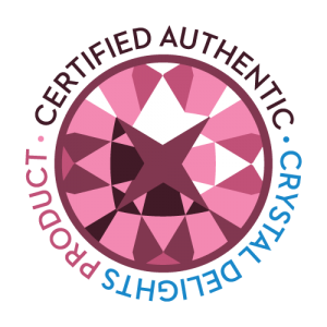 Crystal Delights Certified Authentic