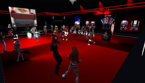 Launch Party in SL for Virtually Adult Store