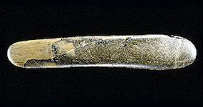 A 28,000 year old stone phallus found in Germany