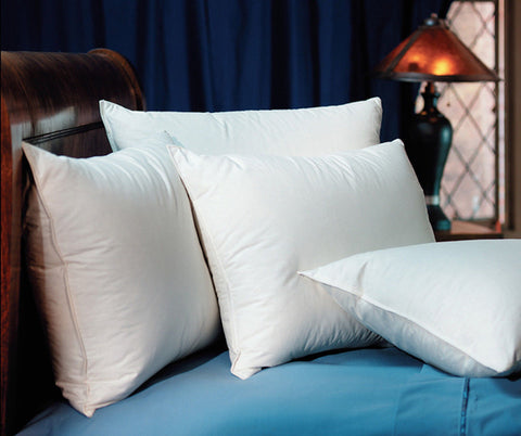 2 Pacific Coast Marriott Hotels Touch of Down Jumbo Pillows