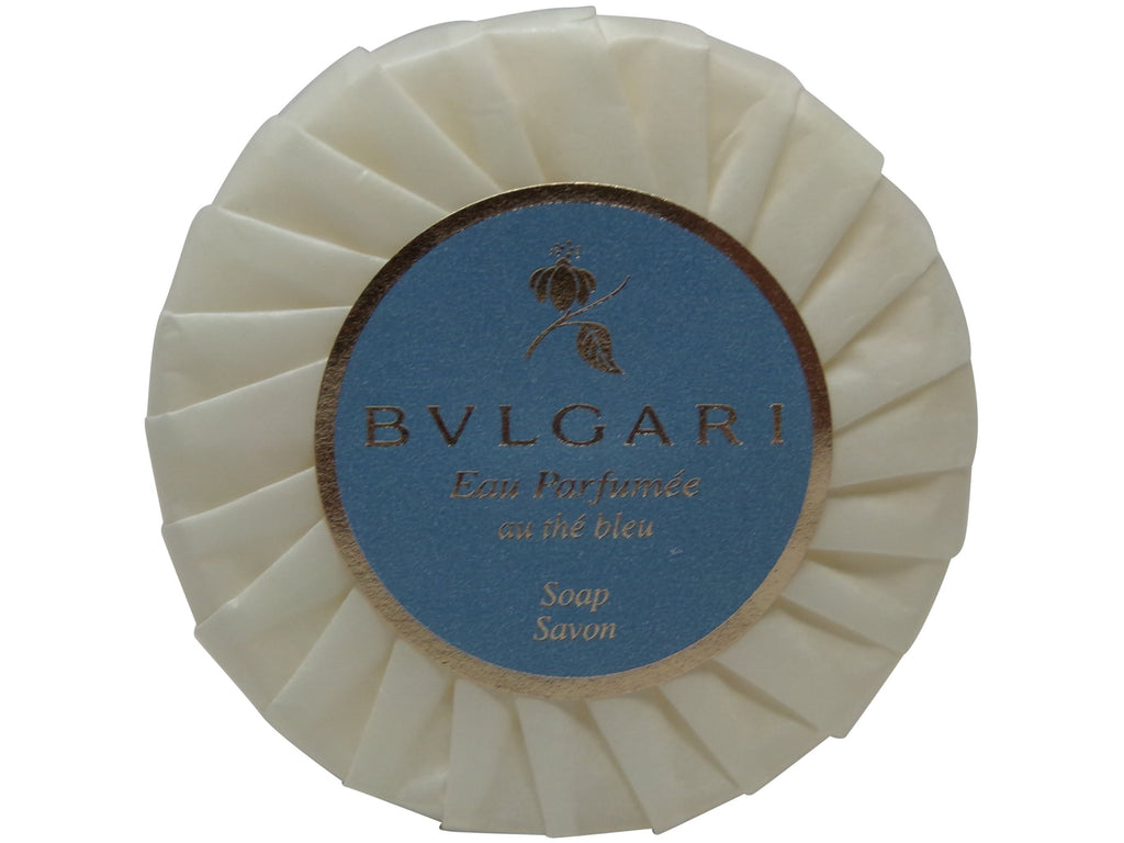 Bvlgari Eau Parfumee Au the Bleu Soap, 2.6 oz. Set of 3
