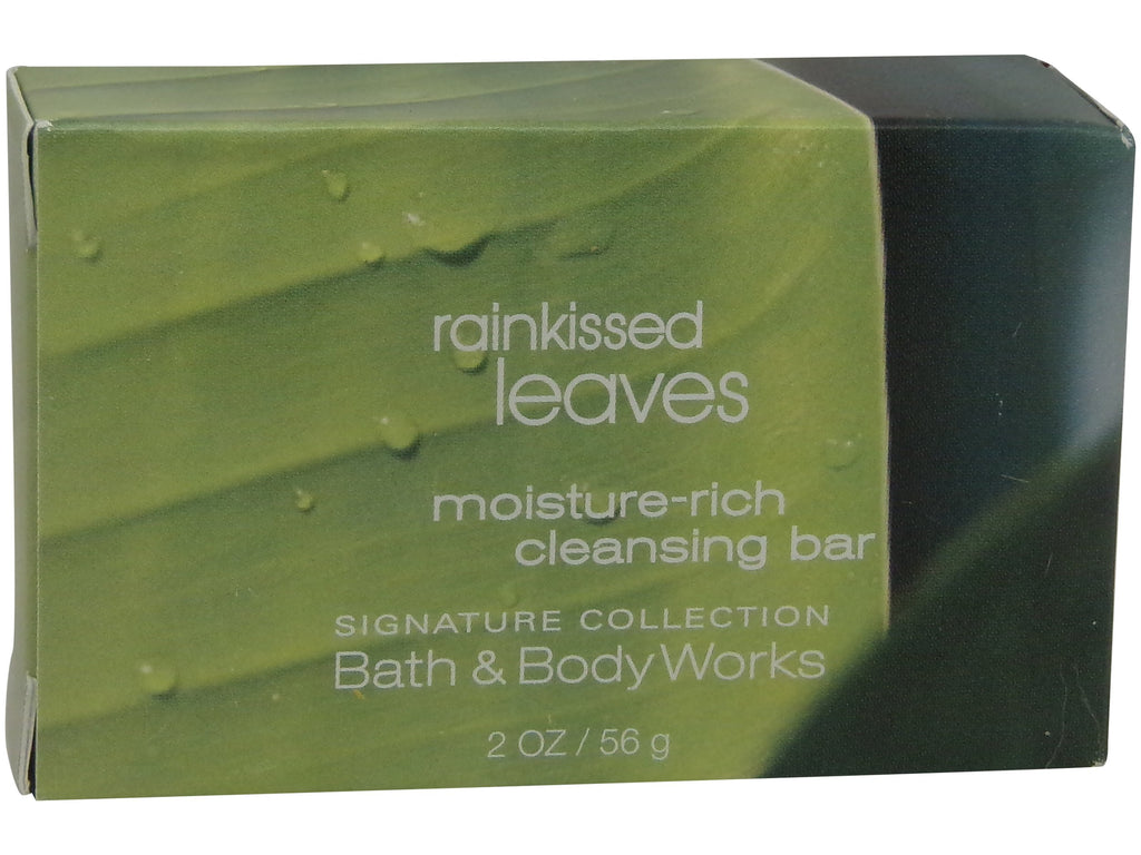 Bath & Body Works Rainkissed Leaves Soap. Lot of 16 Bars. 32oz Total