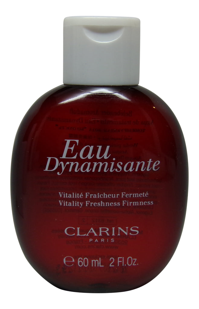 Clarins Eau Dynamisante Vitality Freshness Firmness 2oz Bottle. Lot of 2. Total of 4oz