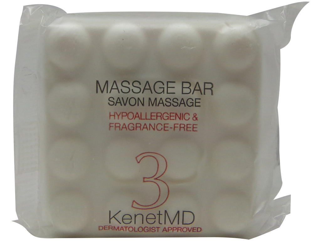Barney Kenet MD Massage Bar Soap Lot of 10 each 1.75oz. Total of 17.5oz