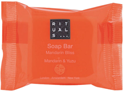 Rituals Radisson Mandarin Bliss Soap. Lot of 20 each 1.25oz bars. Total of 25oz