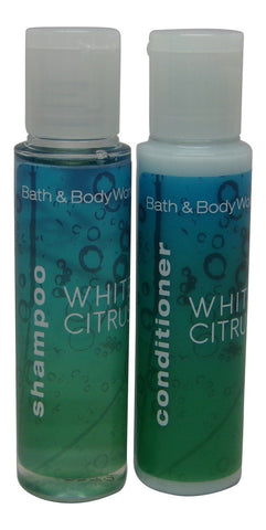 Bath & Body Works White Citrus Conditioner and Shampoo Lot of 12 (6 of Each)
