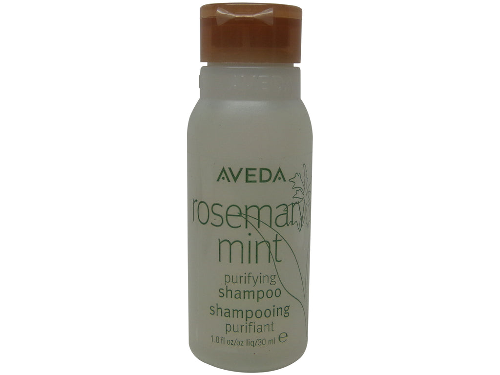 Aveda Rosemary Mint Shampoo lot of 8 each 1oz Bottles. Total of 8oz
