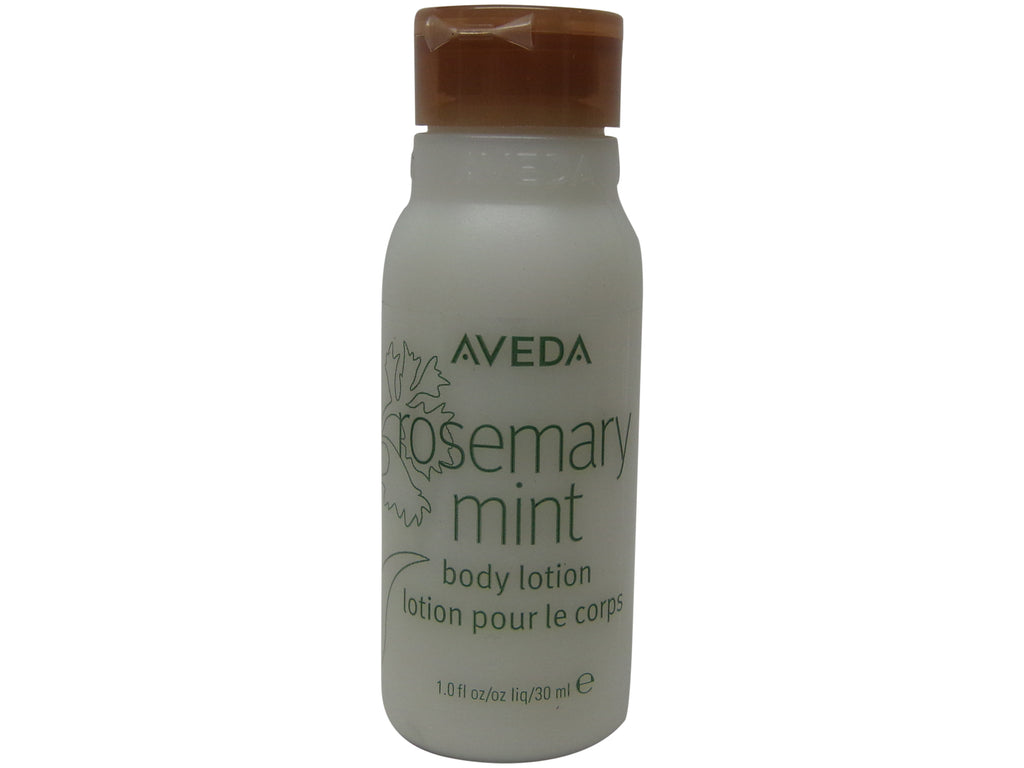 Aveda Rosemary Mint Body Lotion Lot of 8 Each 1oz Bottles. Total of 8oz.